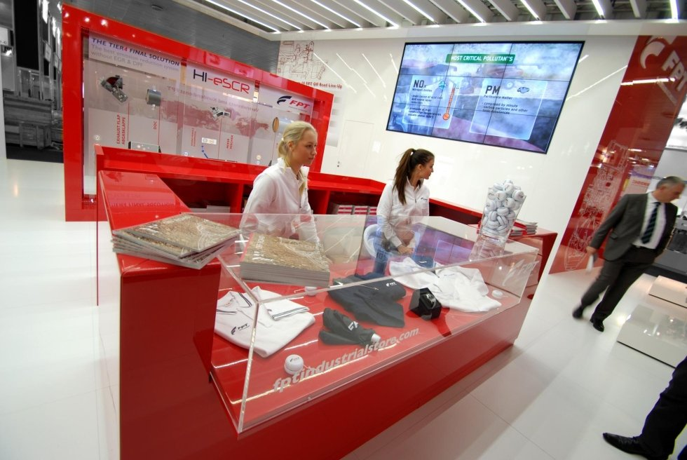 FPT - Hannover Agritechnica (exhibition)