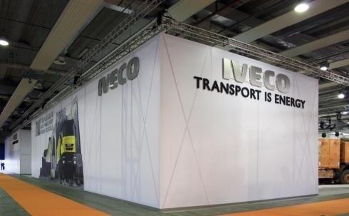 Realizzazione stand Iveco