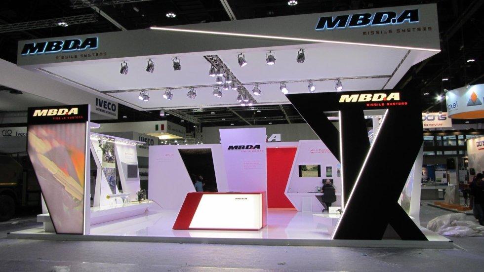 MBDA - Abu Dhabi IDEX (exhibition)
