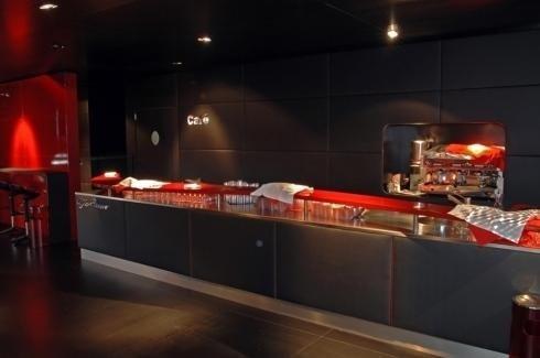 Creazione padiglione Alfa Romeo