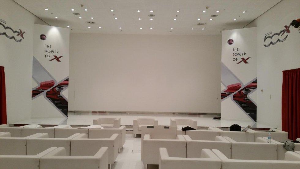 FIAT - Torino Roma (convention)
