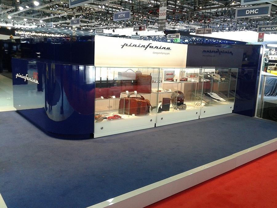 Pininfarina - Ginevra Motorshow (exhibition)