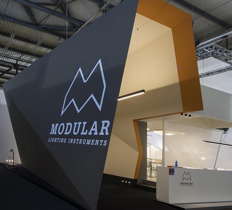 Modular - Milano Euroluce (exhibition)