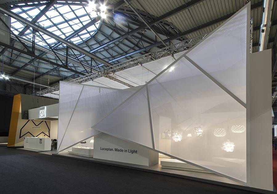 Luceplan - Milano Euroluce (exhibition)