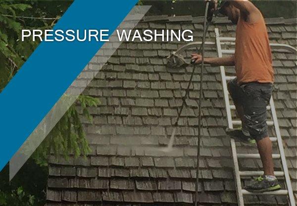 pressure washing Wilton, CT