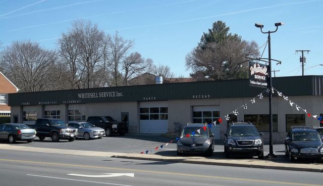 auto collision repairs in Waynesboro, VA