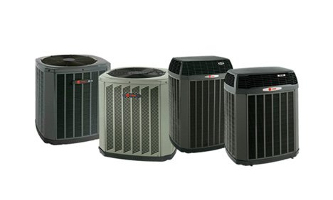 Choosing a new heating air conditioning system - Choosing condensing central heating unit ...