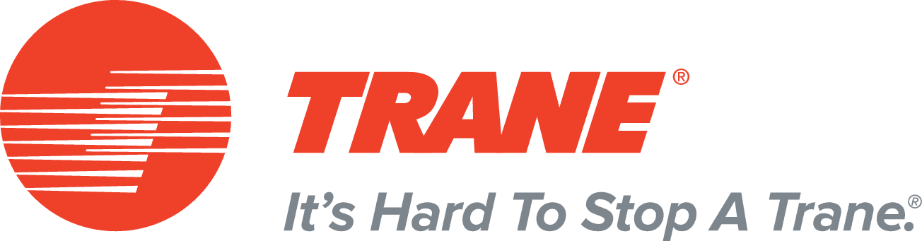 Trane heating and cooling logo