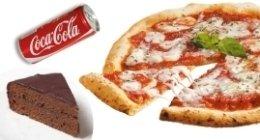 menu promozionale, sconto pizza