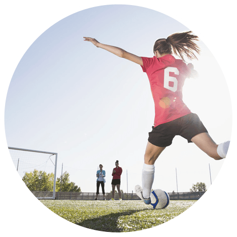 professional football training