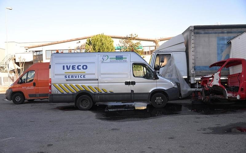 Centro assistenza IVECO
