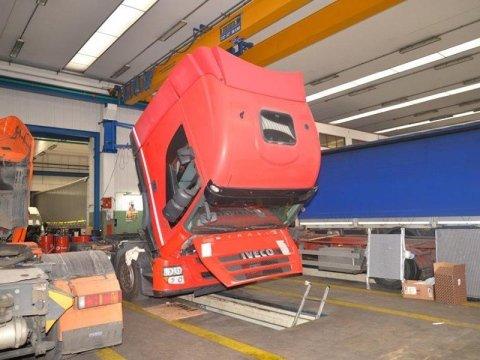 riparazione veicoli commerciali