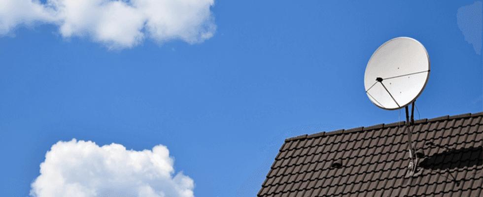riparazione antenna tv parabola condominio