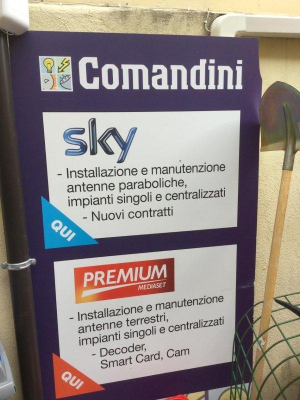 comandini roma installazione impianti