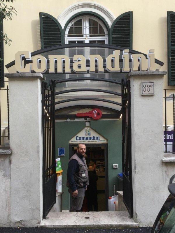 comandini roma impianti elettrici