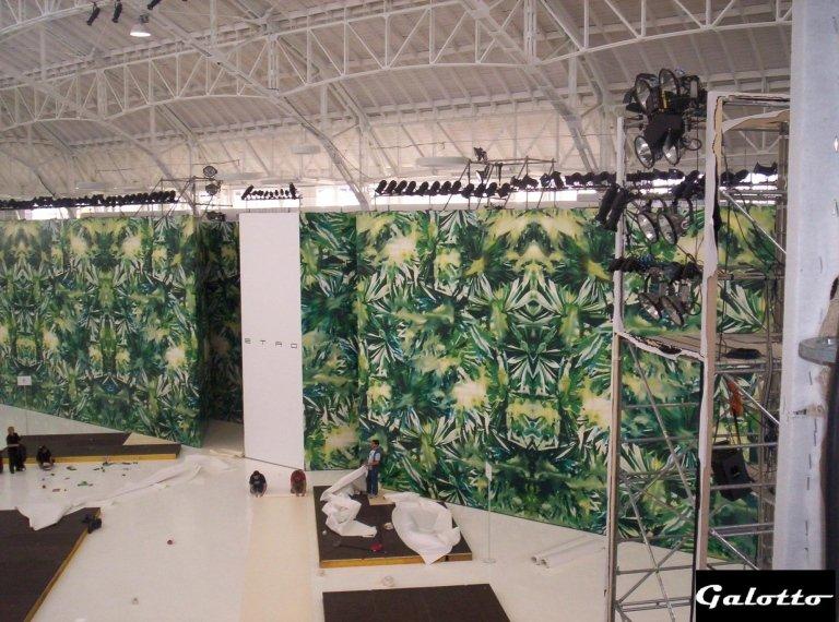 Muro Supporto grafiche