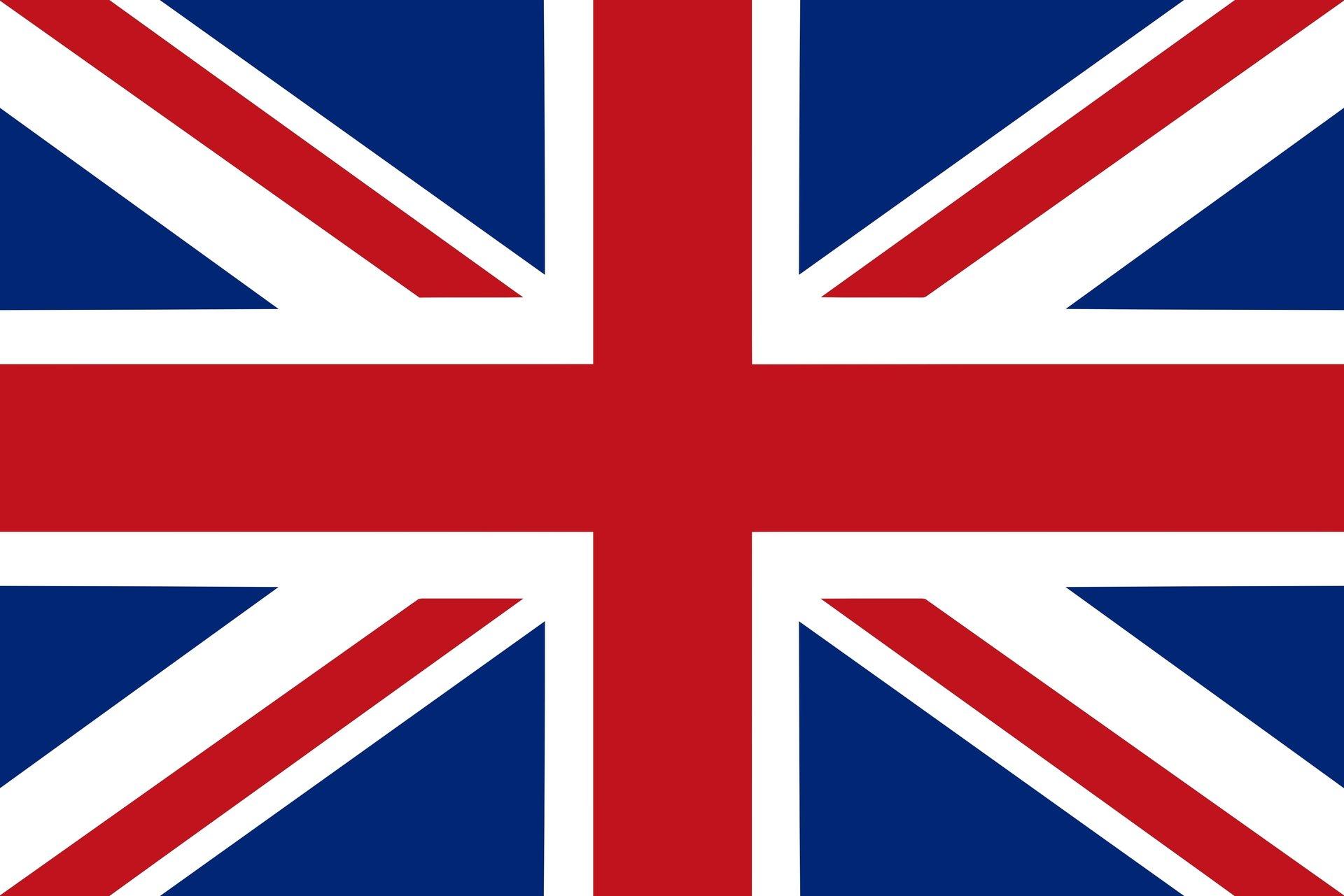 Bandiera d'Inghilterra