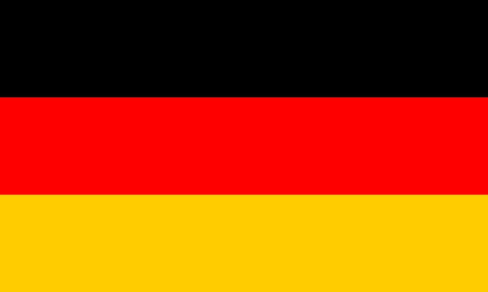 Bandiera di Germania