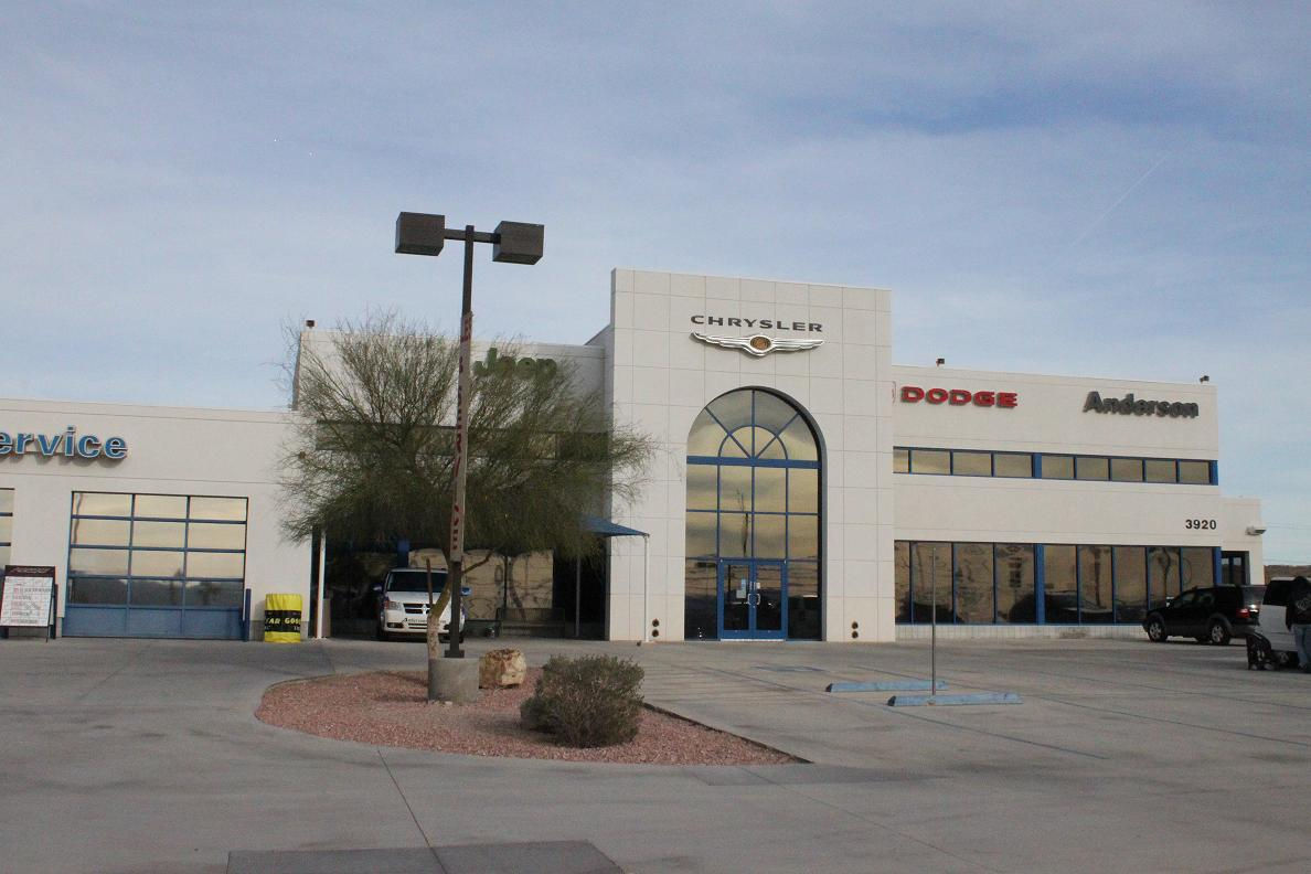 Experts installed custom glass at Anderson building  in Lake Havasu City