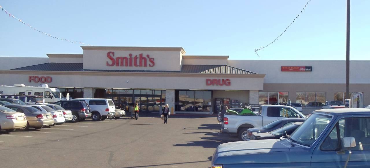 Experts installed custom fabrication at Smith in Lake Havasu City