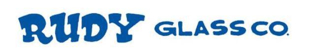 Rudy Glass Company logo