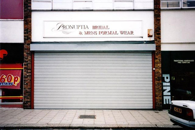 Britannia Security Shutters