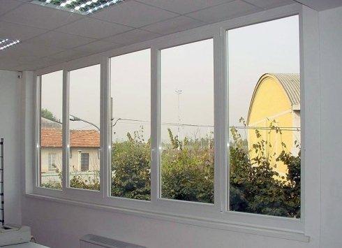 finestre con ante scorrevoli