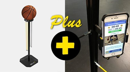 Dribble Stick Basketball Training System
