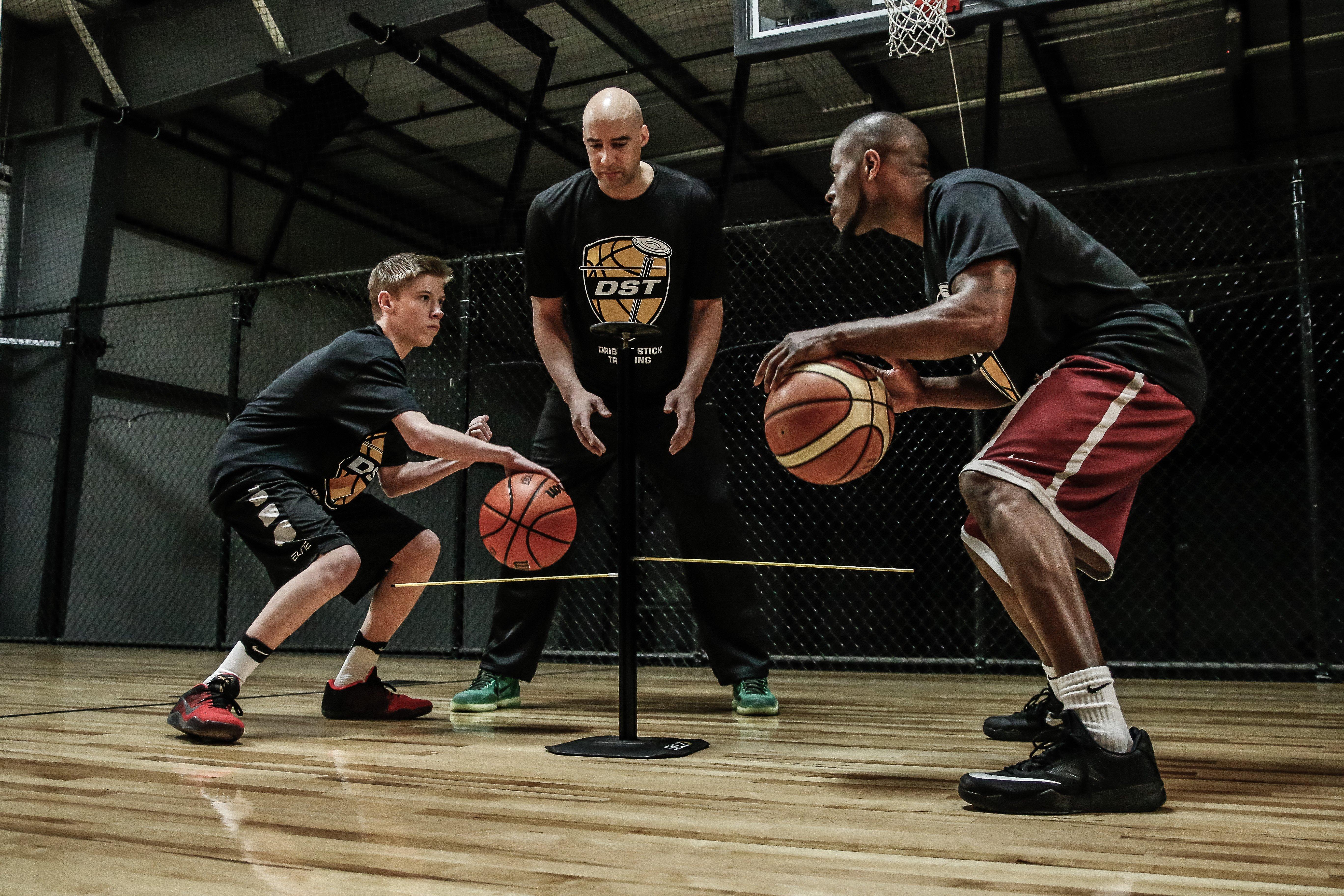 Dribble Stick Basketball Training System