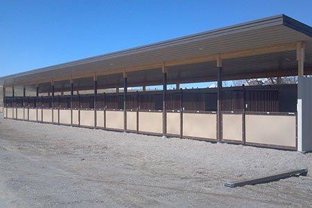 Horse Barn Builder Houston, TX