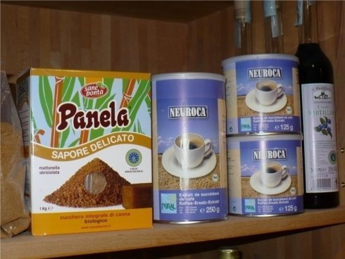 prodotti alimentari naturali
