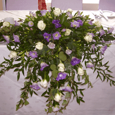 'Thank you' flowers