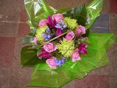 commercial flower delivery