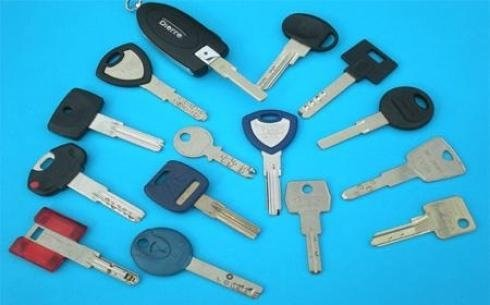Duplicazione chiavi da macchina