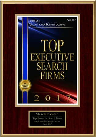 top executive search firms 2017