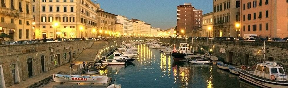 Albergo in centro a Livorno