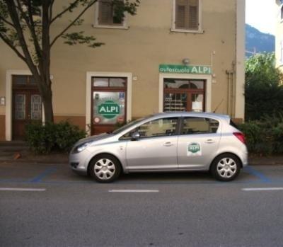 autoscuola Alpi - Trento