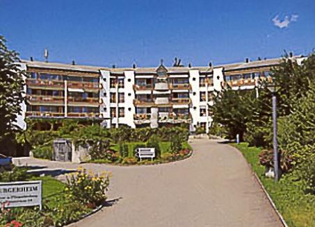 Erweiterung des Bürgerheimes, Chur