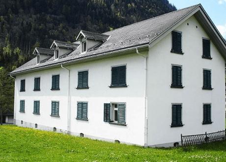 Armasuisse Kaserne Matt, Glarus