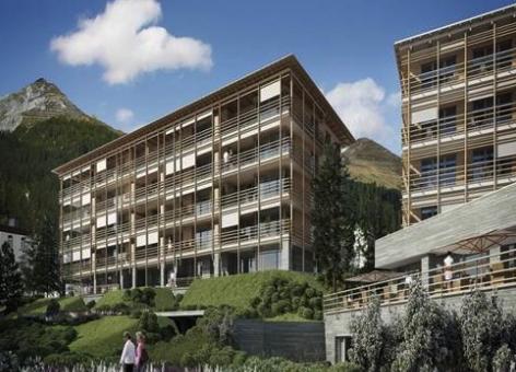Ameron Mountain Hotel Davos, Symondpark