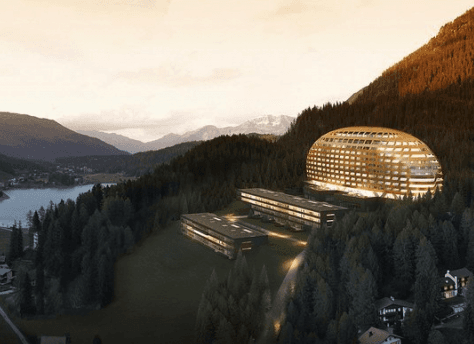InterContinental, Davos, Resort & Spa