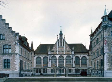 Landesmuseum, Zürich