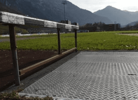 Leichtathletikanlage Buchholz, Glarus