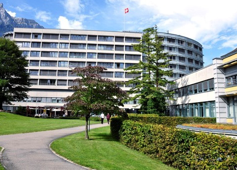 Rechenzentrum GOPS, Kantonsspital Glarus