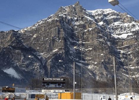 SFG, Kunsteisbahn, Glarus