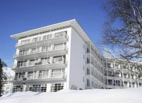 Zürcher Höhenkliniken, Davos