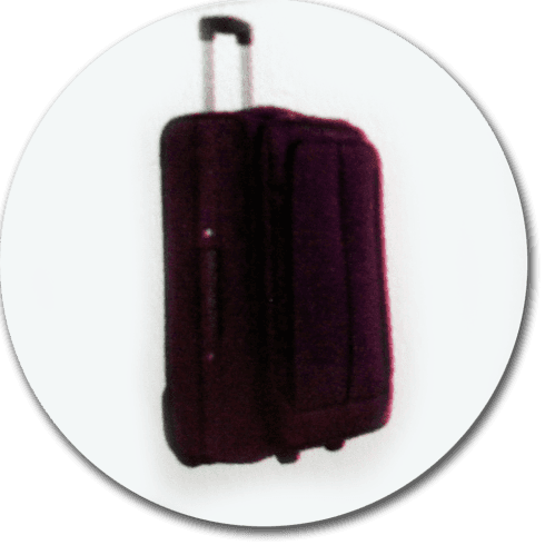 Sanificazione valigie