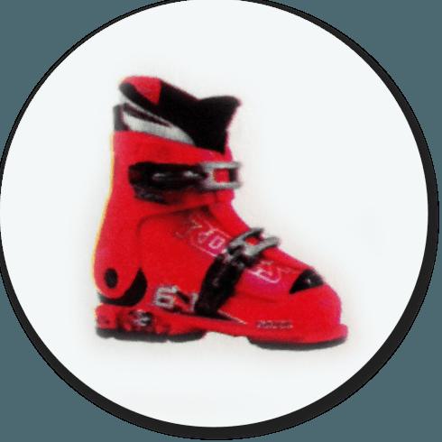 Sanificazione scarponi da sci