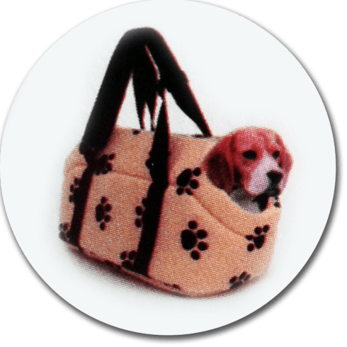 Sanificazione borse per cani
