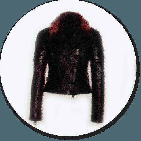 Sanificazione giacche in pelle